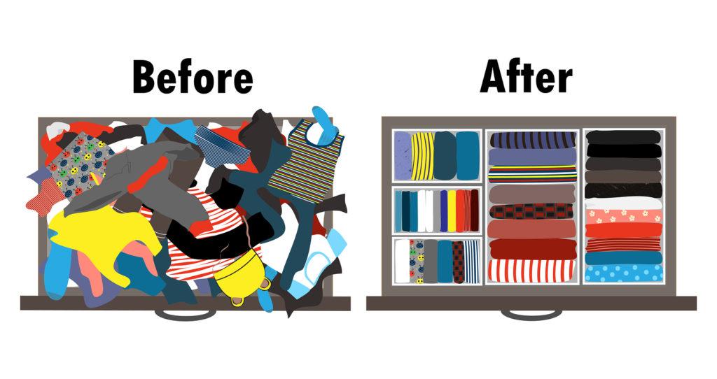 clutter awareness