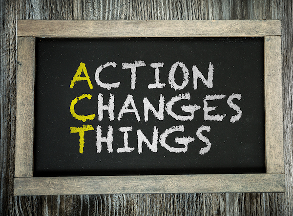 Action Changes Things Tune-Up Quarterly check-in